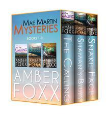 The Mae Martin Mysteries Books 1-3