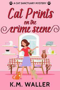 Cat Prints on the Crime Scene