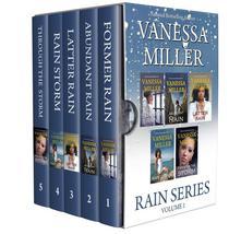 Rain Series Box Set - Books 1-5