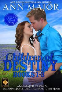 Children of Destiny Books 1-3