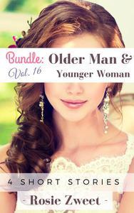 Bundle: Older Man & Younger Woman Vol. 16 (4 short stories)