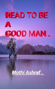Read to be a Good Man