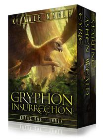 Gryphon Insurrection Boxed Set One: Eyrie, Ashen Weald, and Starling