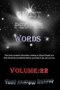 Ghost People Words - Volume:22