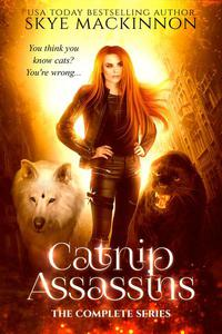 Catnip Assassins: Books 1-7