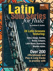 Latin Solo Series for Flute