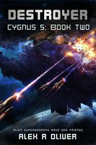 Destroyer - Cygnus 5: Book Two