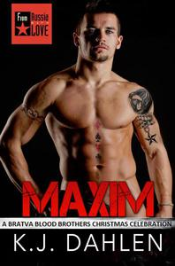 Maxim, A Bratva Christmas