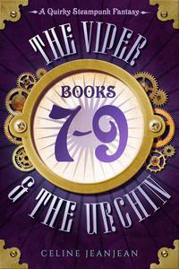 The Viper and the Urchin: Books 7-9