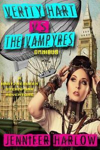 Verity Hart Vs The Vampyres Omnibus