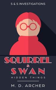 Squirrel & Swan Hidden Things