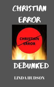 Christian Error Debunked
