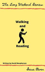 Walking and Reading