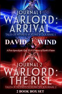 The Journals of Solomon Roth, Box Set: Warlord: Arrival, Journal 1, & Warlord: The Rise, Journal 2