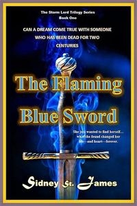 The Flaming Blue Sword