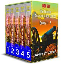 Lincoln Assassination Series Box Set: Books 1 - 5