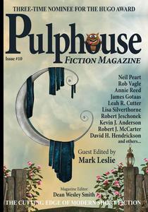 Pulphouse Fiction Magazine Issue #10