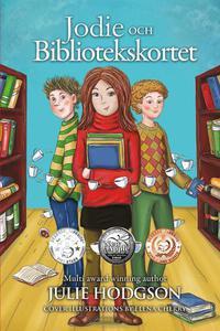 Jodie och bibliotekskortet