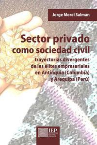 Sector privado como sociedad civil