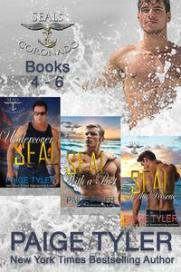 SEALs of Coronado: Books 4 - 6 (SEALs of Coronado Boxed Set Two)