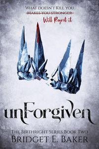 unForgiven: An Urban Fantasy Romance