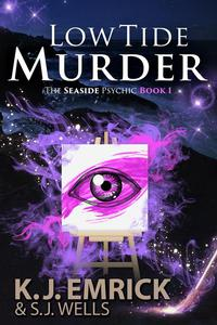 Low Tide Murder: A Paranormal Women's Fiction Mystery