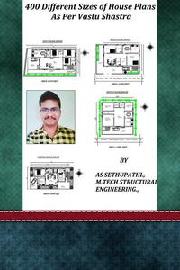 400 Different Sizes of House Plans As Per Vastu Shastra
