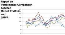 Report on Performance Comparison between Market Portfolio and GMVP