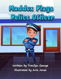Maddox Plays Police Officer