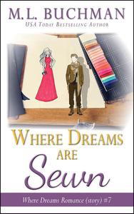 Where Dreams Are Sewn: a Pike Place Market Seattle romance story