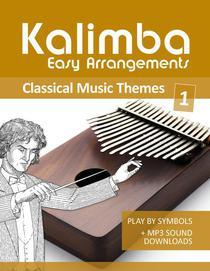 Kalimba Easy Arrangements - Classical Music Themes - 1