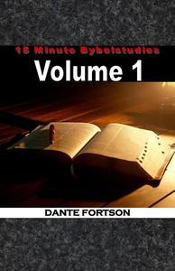 15 Minute Bybelstudies: Vol. 1