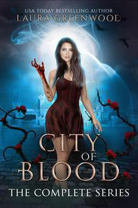 City Of Blood: The Complete Series