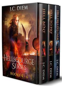 Hellscourge Series: Bundle 2: Books 4 - 6