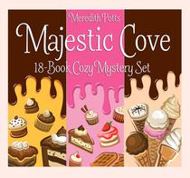 Majestic Cove 18-Book Cozy Mystery Set
