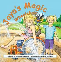 Jaya's Magic Wheelchair