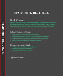 ETABS 2016 Black Book