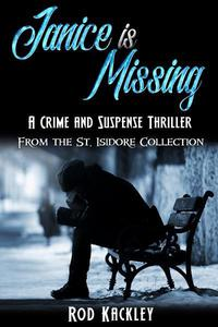 Janice is Missing: A Crime and Suspense Thriller