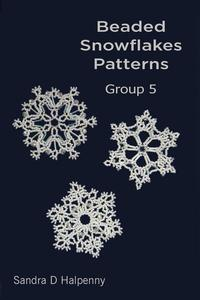 Beaded Snowflake Patterns - Group 5