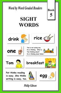 Sight Words: Book 5
