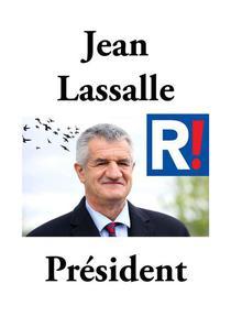 Jean Lassalle Président