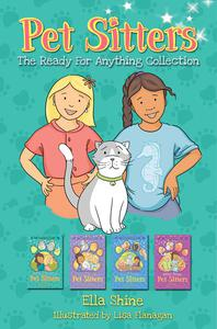 The Pet Sitters (Ready For Anything) Collection, Books 1-4