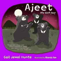 Ajeet the Sloth Bear