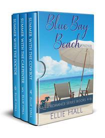 Blue Bay Beach Romance Collection Box Set Books 4-6et