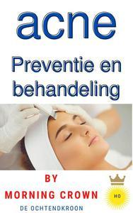 acne Preventie en behandeling