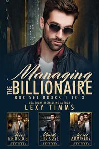 Managing the Billionaire Box Set Books #1-3