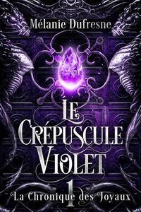 Le crépuscule violet