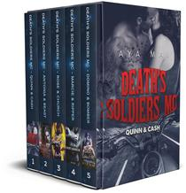 Death's Soldiers MC Box Set: Books 1-5