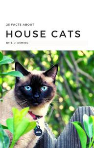 25 Facts About House Cats