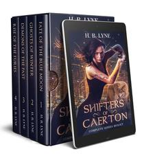 Shifters of Caerton
